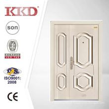 Um e metade de aço segurança porta KKD-201B