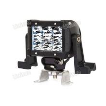 Barra de luz de trabajo LED auxiliar Unisun de 4 pulgadas y 18 W