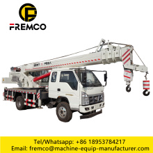 Truck Hoisting Machine for Building Construction