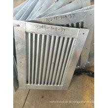 Soem-Metall-Fabrikations-und Schweißens-Teile für errichtende Aufzugstür