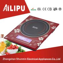 Cuisinière à induction LCD à commande tactile coulissante / avec plaque de cuisson à induction Siemens IGBT