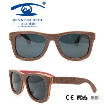 2016 New Arrival Best Design Wooden Sunglasses