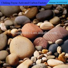 Mode rund und unregelmäßig rot und schwarz Glasmosaikfliese Kristallkiesel hohe Qualität und besten Preis