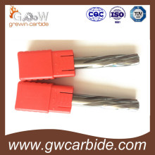 Tungsten Carbide Machine Straight Reamer CNC Tools