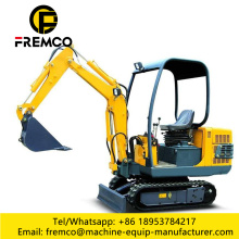 Garden Used 2.2 Ton Mini Excavator