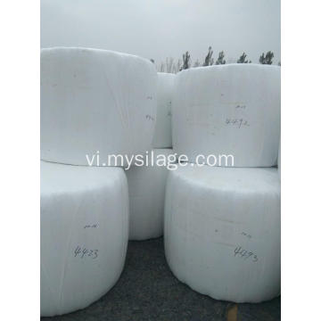 LLDPE 100% Virgin Silage Film