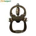 Alloy Beer Bottle Opener With Silver