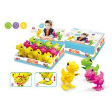 Regalo promocional de juguete de dibujos animados viento hasta dinosaurio (h0278049)