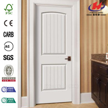V-Groove Painted Molded Door Slab