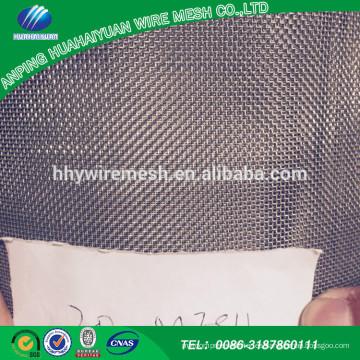 Practical Promotional Factory personalizada malla de alambre de acero inoxidable 316L