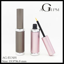 En aluminium Triangle Eyeliner Tube/Eyeliner conteneur AG-ELN01, AGPM empaquetage cosmétique, couleurs/Logo personnalisé