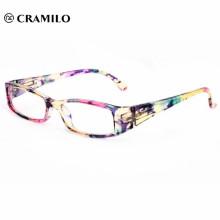 дешевые красочные флип очки для чтения