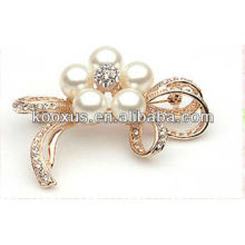 Fashion Pearl brooch pin wholesale
