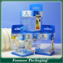 Packaging PVC Box Manufacturer for LED Lights