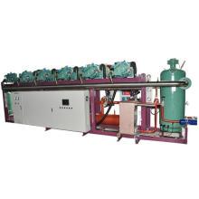 Screw-Type Parallel Compressor Unit