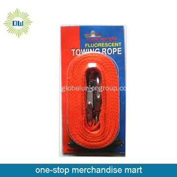 Car Towing Strap With Hook