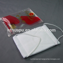 100% pure cotton gauze mask