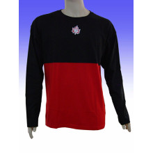 OEM Long Sleeve Autumn Fashion Round Neck T Shirt