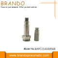Silver Solenoid Valve Armature Weighing 75g
