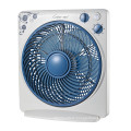 10 Inch Box Fan with Timer