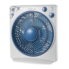 Ventilateur de boîte de 10 pouces avec minuteur