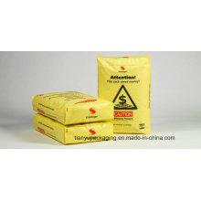 PP gewebte Ventiltasche für Chemikalienpulver