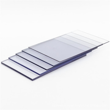 High Quality Frosted Polycarbonate Solid Sheet