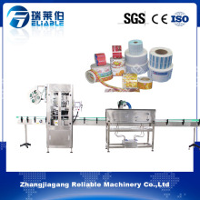 Automatic Square / Round Bottle Shrink Sleeve Labeling Printing Machine
