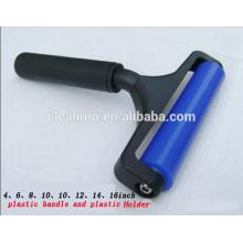 Hersteller Silica Gel Staubentfernung / Kontrolle Silikon Tacky Roller mit günstigen Preis