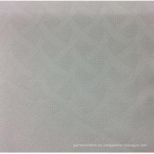 Diseñado especial tejido Jacquard de poliéster para ropa / Textiles del hogar