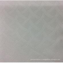 Spécial conçu tissu Jacquard de Polyester pour le vêtement / linge de maison