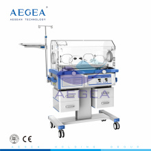 AG-IIR001C controlled temperature system hospital medical baby care equipment neonatal incubators manufacturers
