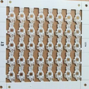 4 layer 0.4mm  thickness  white solder ENIG PCB