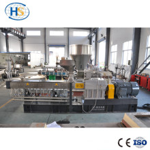 Hot Sale High Quality Parallel Co-Rotating Pelletizing Twin Screw Extruder