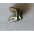 carbon steel construction fastener maked by shell coated sand casting