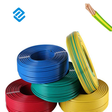 1.5mm PVC insulated electrical wiring lighting cable