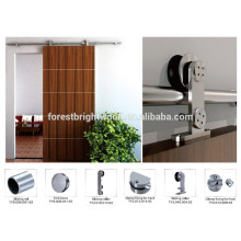 SS304 Stainless Steel Sliding Barn Door Rail, Sliding Barn Door Track