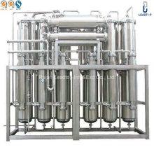Máquina de água destilada de efeitos múltiplos série Ld-S