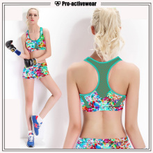 OEM Service Private Label Wholesale Yoga Set Women Sports Shorts