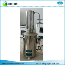 2017 top quality electric laboratory water distiller