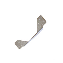 OEM Stamping Aluminum Zinc Alloy Plate Type A Connecting Plate Stamping Parts Stamping