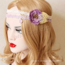 Gets.com Schmuck Lieferant Licht Lila Hairband Mädchen Mode