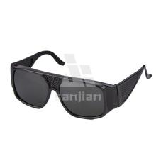 PC de soldadura de gafas protectoras Lente y marco One Piece Gafas de seguridad / gafas de seguridad química