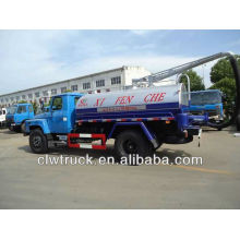 Dongfeng 140 camión de succión fecal (6 m3)