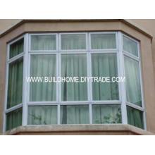 Thermally Broken Aluminium Bay Window