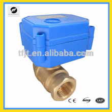 "CWX-15 AC24V 3/4"" NPT electric operated valve with high quality for water treatment"