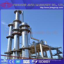 Alkohol / Ethanol Destillationsanlagen Produktionslieferant