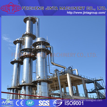 99.9% Alcohol/Ethanol Turnkey Project Steam Distillation Equipment