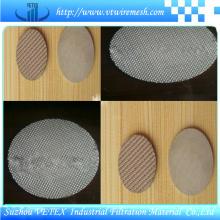 Malla de alambre sinterizado SUS 304 multicapa