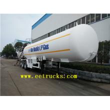 49cbm 25ton Liquid Ammonia Tanker Semi Trailers